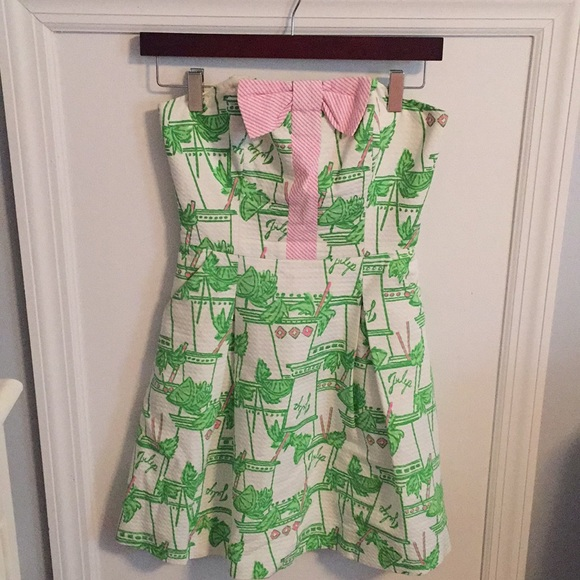 Lilly Pulitzer Dresses & Skirts - LILY PULITZER printed dress size 00